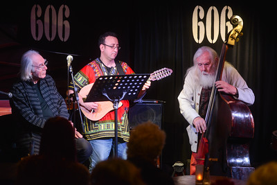 Peter Ind performs at the 606 Club - 17/11/13