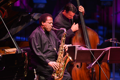 Wayne Shorter Quartet perform @ The Barbican - 17/11/13
