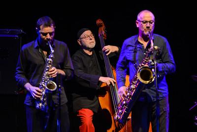 Henri Texier - The Hope Quartet perform at London Jazz Festival 2014 - 16/11/14
