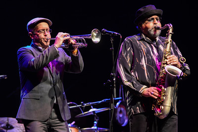 Joe Lovano & Dave Douglas perform at London Jazz Festival 2014 - 23/11/14