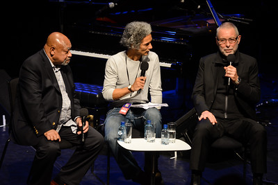 Kenny Barron & Dave Holland at London Jazz Festival 2014 - 21/11/14