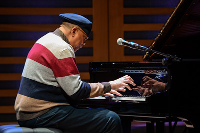 Chucho Valdes Masterclass at London Jazz Festival 2014 - 21/11/14
