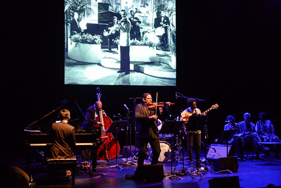 Coleridge Goode - A Celebration at London Jazz Festival 2014 - 21/11/14