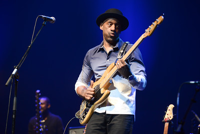 Marcus Miller performs at London Jazz Festival 2014 - 21/11/14