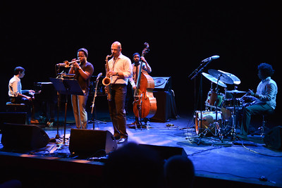 Ambrose Akinmusire Quintet perform at Queen Elizabeth Hall - 09/11/12