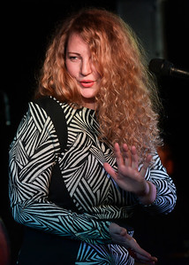 Emilia Martensson performs at Pizza Express Jazz Club - 09/11/12