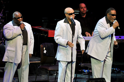 The Blind Boys of Alabama perform at The Barbican - 18/11/09