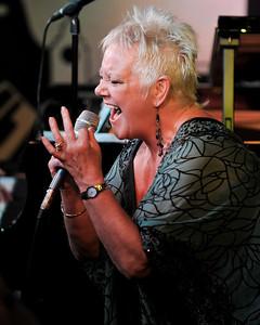 Todd Gordon & Carol Kidd perform at Pizza Express Live, Soho - 18/11/09