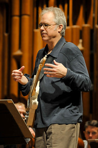 Bill Frisell performs with BBC Symphony Orchestra at The Barbican - 19/11/09