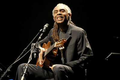 Gilberto Gil performs at Royal Festival Hall - 19/11/09