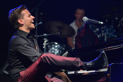 Matthew Lee performs at Love Supreme 2013 - 07/07/13