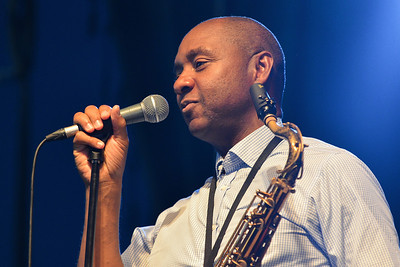 Branford Marsalis Quartet perform at Love Supreme 2013 - 07/07/13