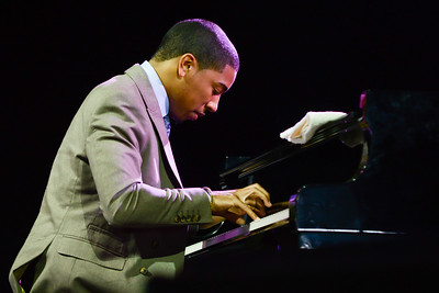 Christian McBride Trio perform at Love Supreme Festival 2014 - 06/07/14