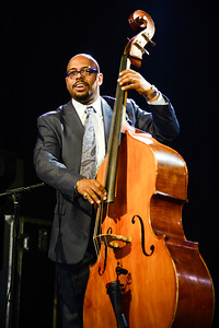 Christian McBride Trio perform at Love Supreme Festival 2014 - 06/07/14