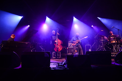 Dave Holland's Prism perform at Love Supreme 2014 - 05/07/2014