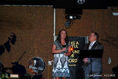 A  Celebration of the Life of Rea Millspaugh on Saturday, April 21, 2012 at The Inn, Salisbury, NC.