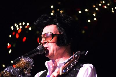 Elvis White!