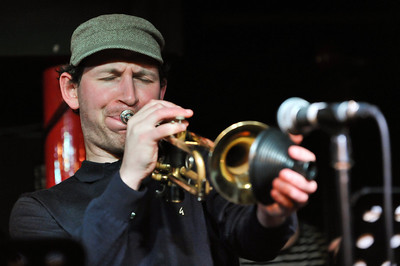 Matthew Halsall performs at PizzaExpress Jazz Club - 03/02/12