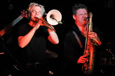 Brian Culbertson performs at Pizza Express Jazz Club, Soho, London - 05/05/12