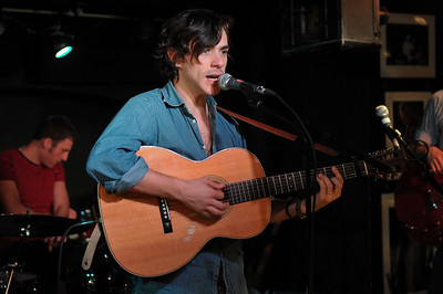 Jack Savoretti performs at Pizza Express Jazz Club, Soho - 05/03/12