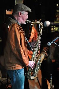 Matthew Halsall performs at PizzaExpress Jazz Club - 03/02/12