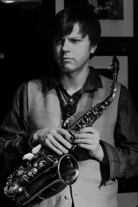 Zhenya Strigalev performs at Pizza Express Jazz Club, Soho - 17/05/13