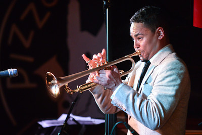 Moses Boyd Quintet perform at Pizza Express Jazz Club - 02/06/13
