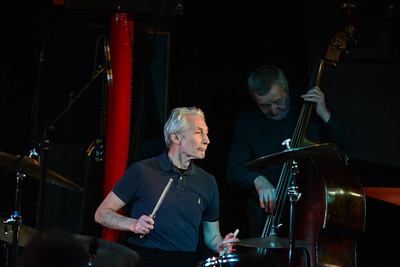 Charlie Watts performs with ABC&D of Boogie Woogie @ Pizza Express Jazz Club - 23/03/13