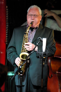 Lee Konitz performs at Pizza Express Jazz Club, Soho - 19/05/10