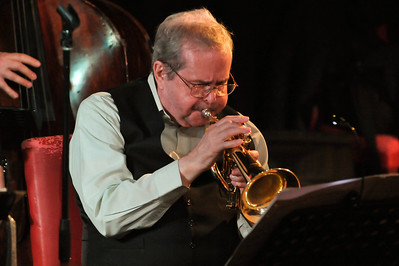 Kenny Wheeler Quartet perform at Pizza Express Jazz Club - 10/10/11