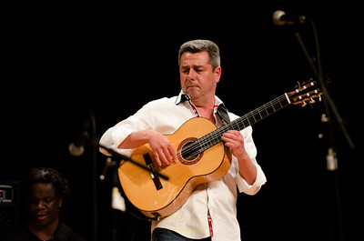 Marc Antoine. I grew up listening to Madrid, Sunland, Mas Que Nada, Funky Picante - to see him live is a treat.