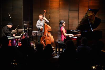 Zoe Rahman Trio perform at St James Theatre, London - 08/02/13