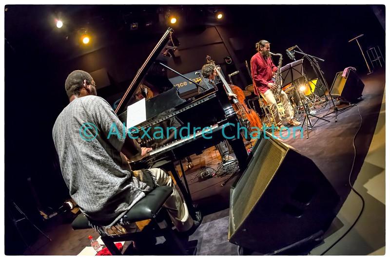 The Rainmakers en Espace JazzZ