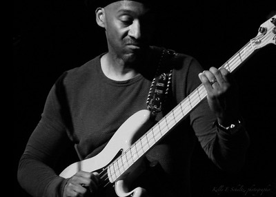 Marcus Miller performing at the Tralf Buffalo, NY September 2012