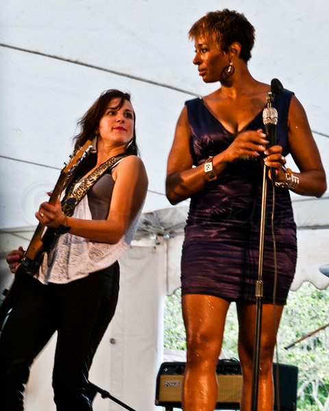 Donna Grantis & Shakura S'aida