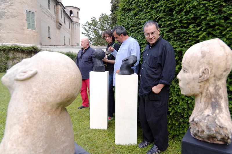 Diego Borotti, Lorenzo Frizzera, Alberto Marsico, Gio Rossi