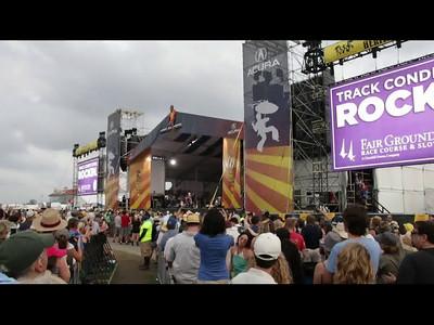 Paul Simon 2016 Jazzfest New Orleans Video