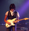 Jeff Beck : Jeff Beck plays an awesome show at the Thebarton Theatre Adelaide, AUS on 25th Jan 2009.