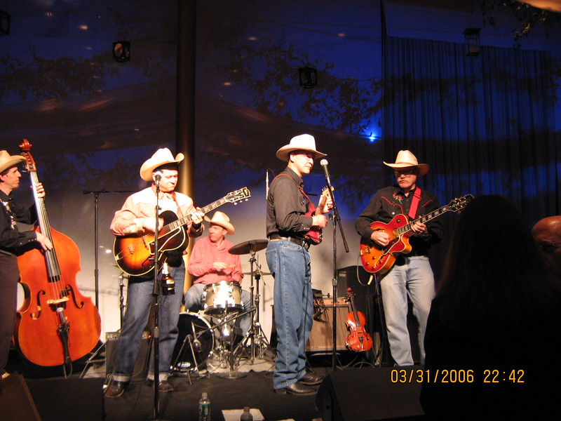 The Oklahoma Twisters, Kennedy Center, 2006