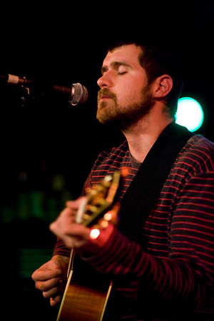 Jesse Lacey and Vin Accardi of Brand New - Mercury Lounge, NYC - October 17th, 2007 - Pic 6