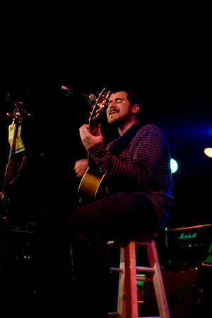 Jesse Lacey and Vin Accardi of Brand New - Mercury Lounge, NYC - October 17th, 2007 - Pic 4
