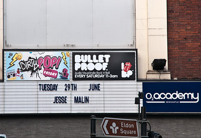 Jesse Malin@Academy Newcastle 29 Jun 10