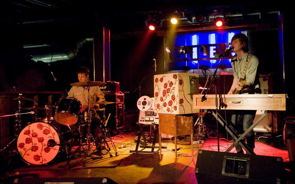 Bad Veins, Denton TX, Feb 21 2010