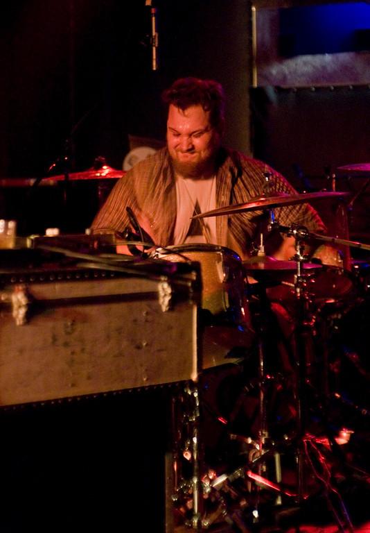 The Burning Hotels, Denton TX, Feb 21 2010