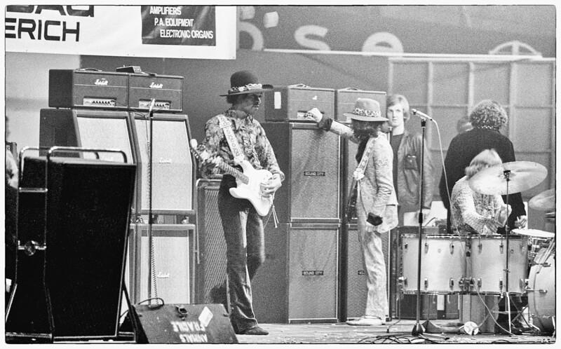 Jimi Hendrix 1968