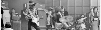 Jimi Hendrix - Hallenstadion 1968