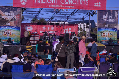 The Delirians - The Twilight Concert Series - at Santa Monica Pier - Santa Monica, CA - September 12, 2013