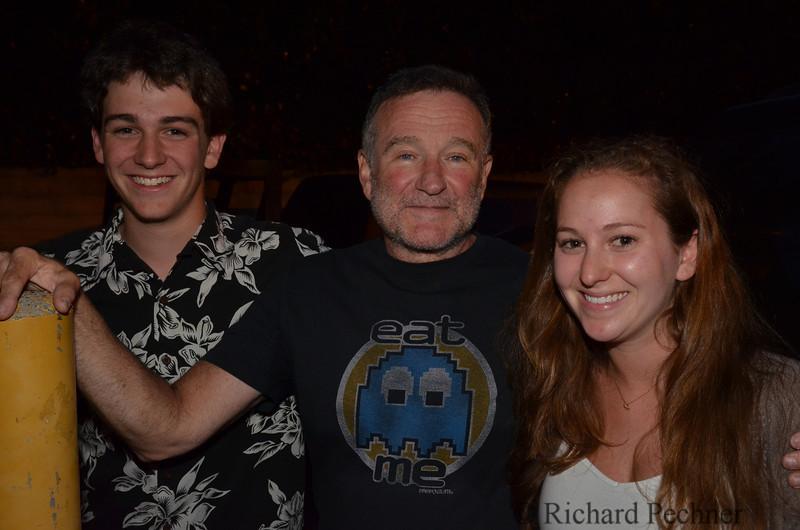 Toby, Robin and Sofi