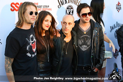 Sunset Strip Music Festival: Tribute to Joan Jett - at The House Of Blues - Hollywood, CA - August 1, 2013