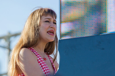 Joanna Newsom, 10/14/2012, Treasure Island Music Festival, San Francisco